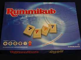 ラミィキューブ(Rummikub)
