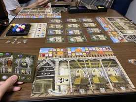 マスター・オブ・ルネッサンス:ロレンツォ・イル・マニーフィコ-ザ・カードゲーム(Masters of Renaissance: Lorenzo Il Magnifico – The Card Game)