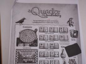 クアックサルバー(Die Quacksalber von Quedlinburg)