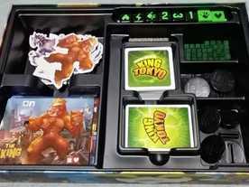 キング・オブ・トーキョー:モンスターボックス(King of Tokyo: Monster Box)