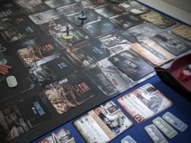 ディス・ウォー・オブ・マイン(This War of Mine: The Board Game)