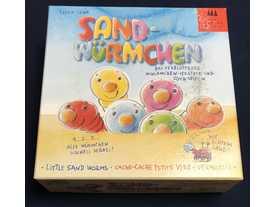 すなばでかくれんぼ(Sandwurmchen)