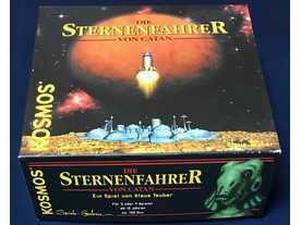 カタンの開拓者たち:宇宙編(Starfarers of Catan)