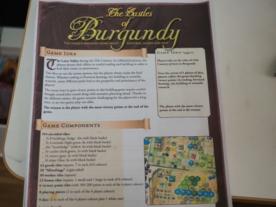ブルゴーニュ(20周年版) / ブルゴーニュプラス(The Castles of Burgundy (20th Anniversary))