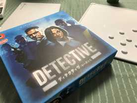 ディテクティヴ:シーズン1(Detective: A Modern Crime Board Game – Season One)