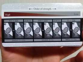 Nice Darts -CardGame of Darts-(Nice Darts -CardGame of Darts-)