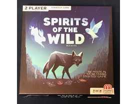 スピリッツ・オブ・ザ・ワイルド(Spirits of the Wild)