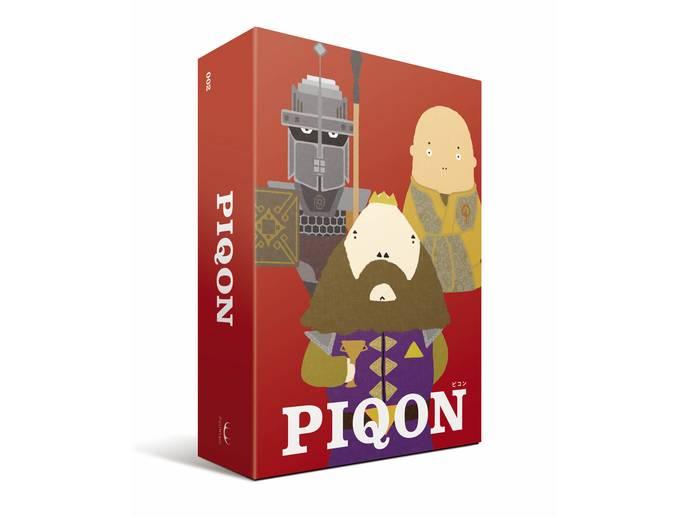 PIQON(ピコン):ルール改訂新版