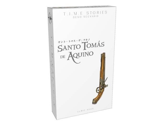 T.I.M.E ストーリーズ:サント・トマス・デ・アキノ