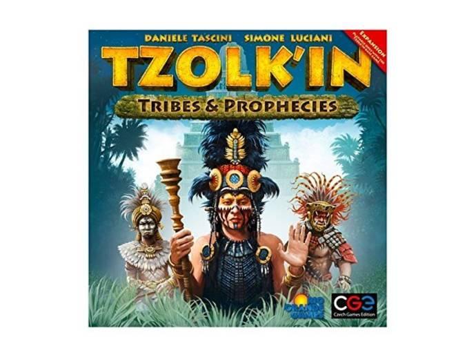 ツォルキン拡張セット 部族と預言
