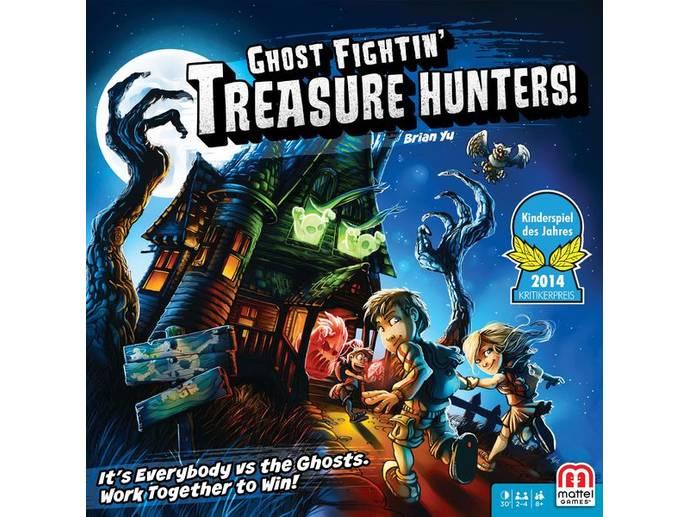 おばけ屋敷の宝石ハンター / 幽霊、幽霊、宝探し