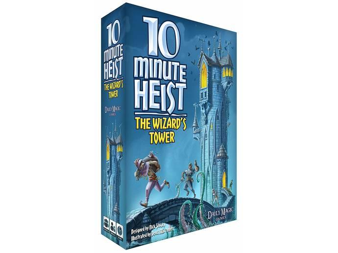 10分盗賊:魔法使いの塔