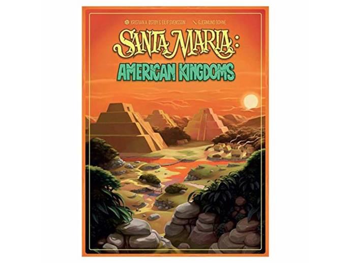 サンタマリア:拡張 アメリカの王国