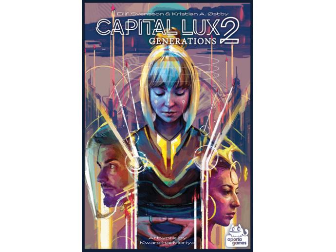 キャピタルラックス2:ジェネレーションズ 和訳付輸入版