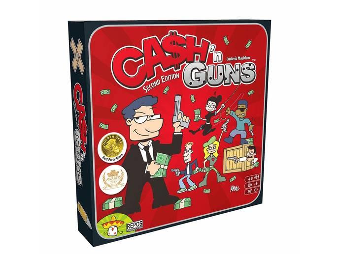 キャッシュ&ガンズ 第二版