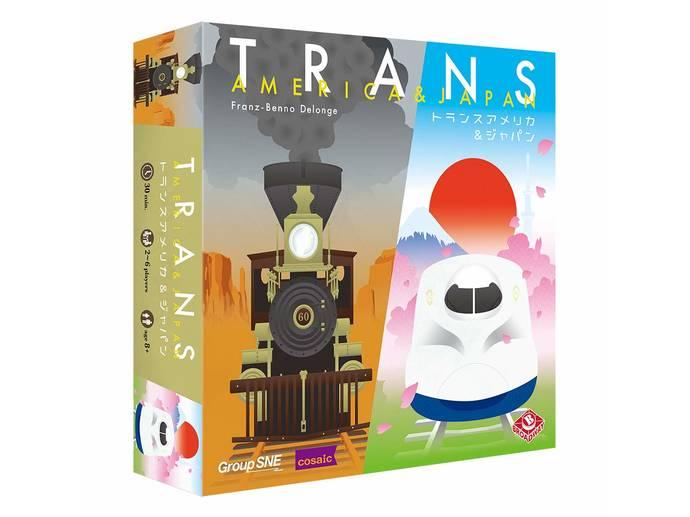 トランスアメリカ&ジャパン
