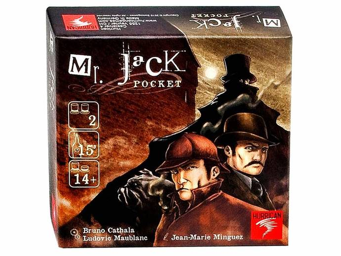 ミスター・ジャック:ポケット