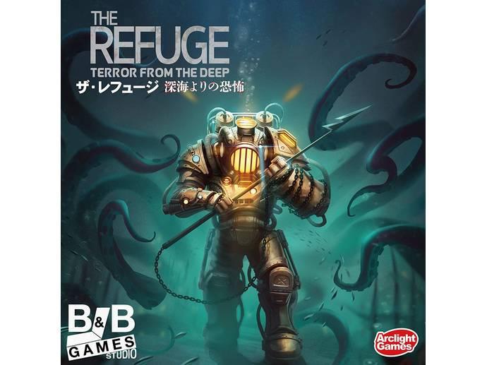 ザ・レフュージ:深海よりの恐怖