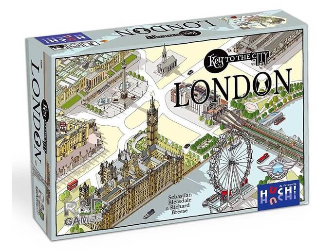キー・トゥ・ザ・シティ:ロンドンの街の鍵