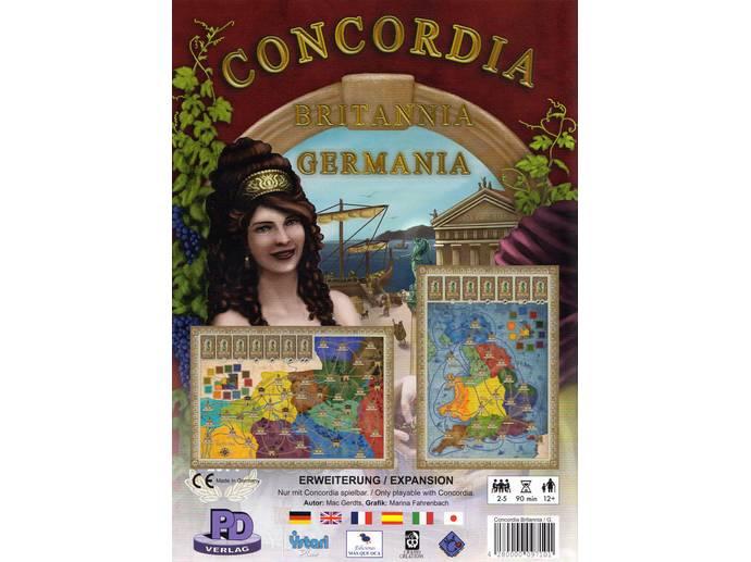 コンコルディア拡張ブリタニア/ゲルマニア
