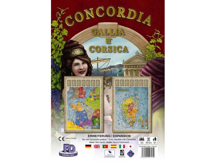 コンコルディア:ガリア & コルシカ