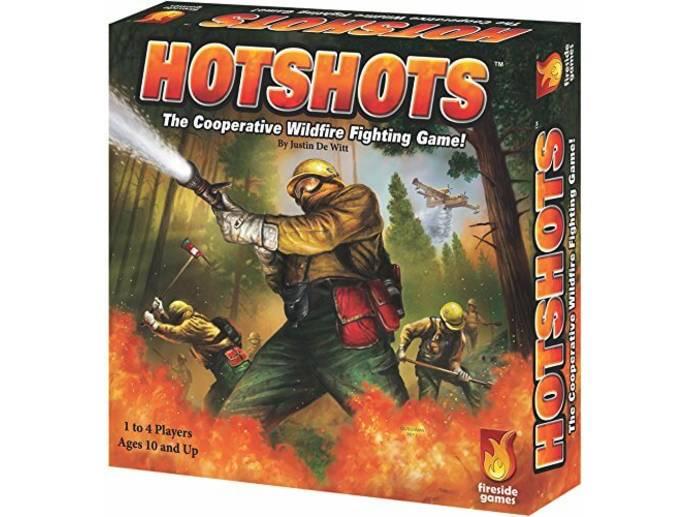 ホットショット:山岳消防隊