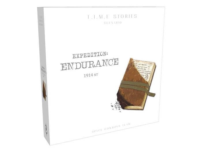T.I.M.E ストーリーズ:エンデュアランス号の航海