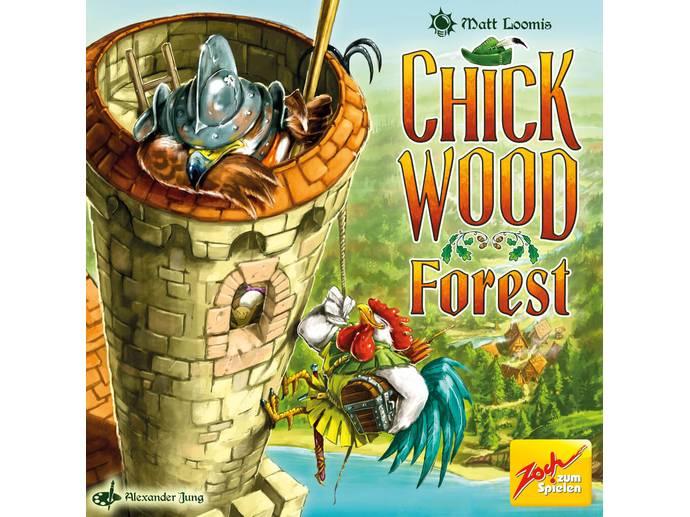 チックウッドの森