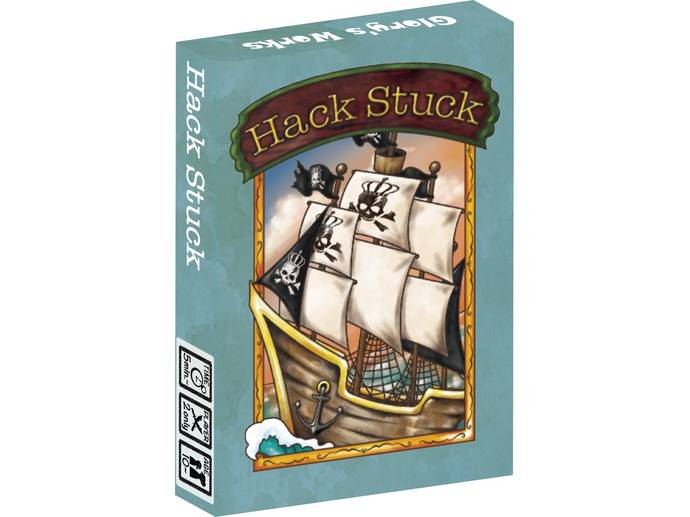 Hack Stuck / ハックスタック