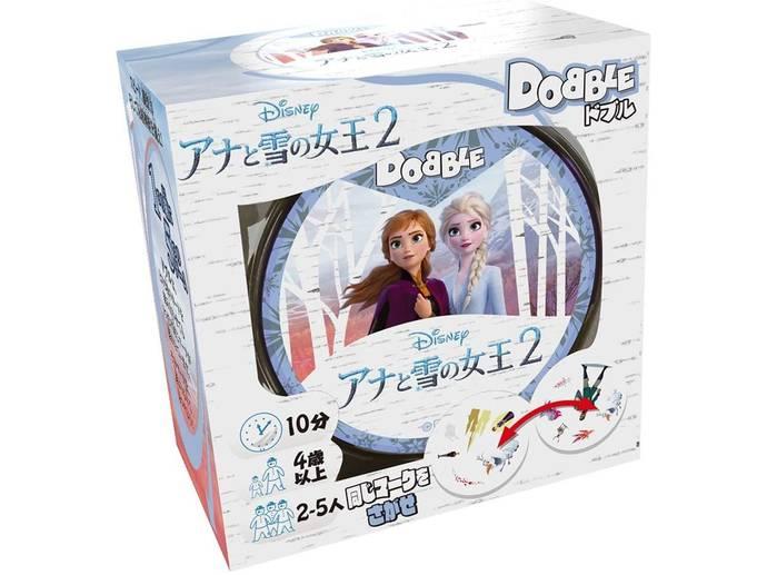 ドブル:アナと雪の女王2 日本語版