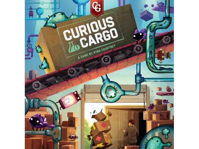 Curious Cargo 和訳付き輸入版