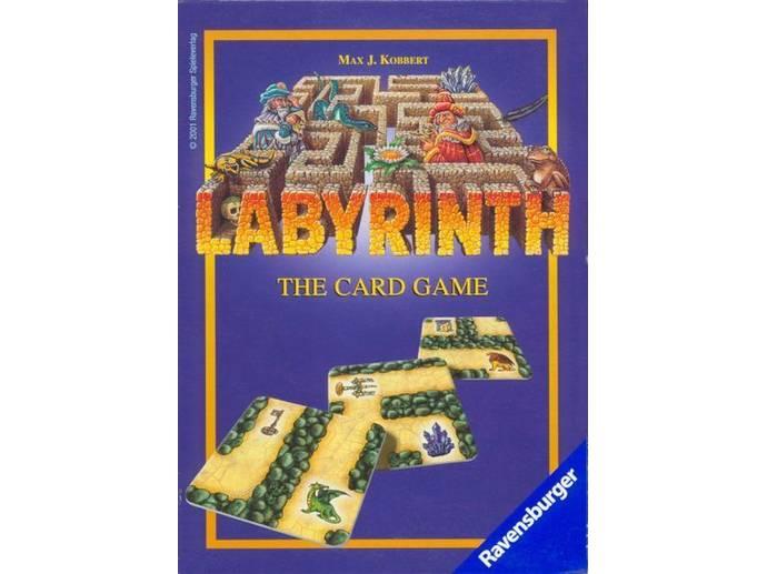 ラビリンス カードゲーム