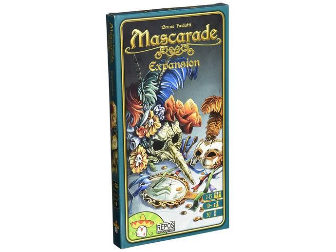 マスカレイド・エクスパンション(Mascarade Expansion)
