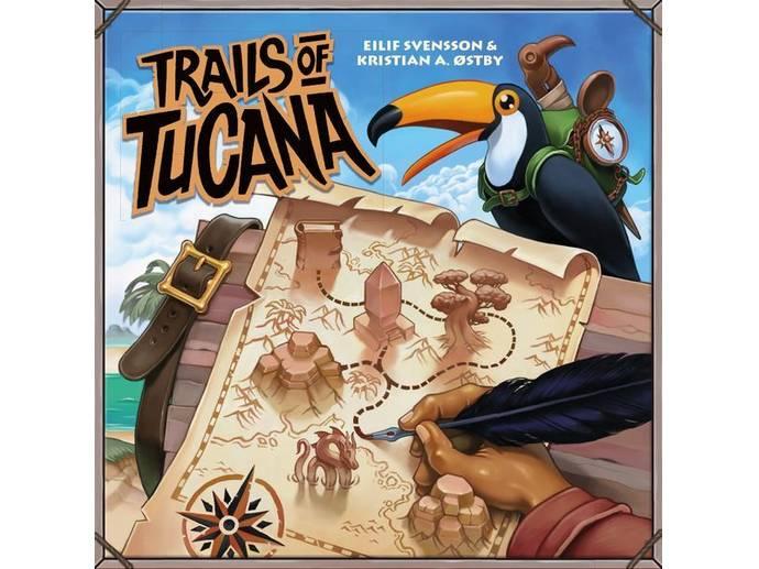 ツカナ諸島の小道(Trails of Tucana)