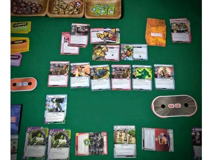 マーベルチャンピオンズ:カードゲーム(Marvel Champions: The Card Game)
