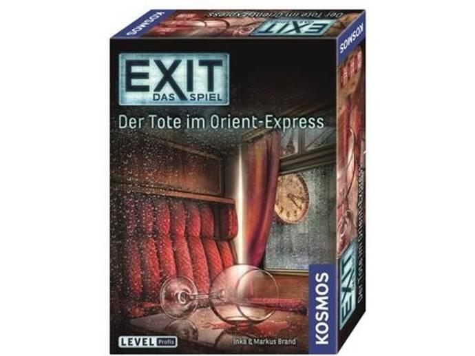 脱出:ザ・ゲーム オリエント急行の死者(EXIT: Das Spiel – Der Tote im Orient-Express)