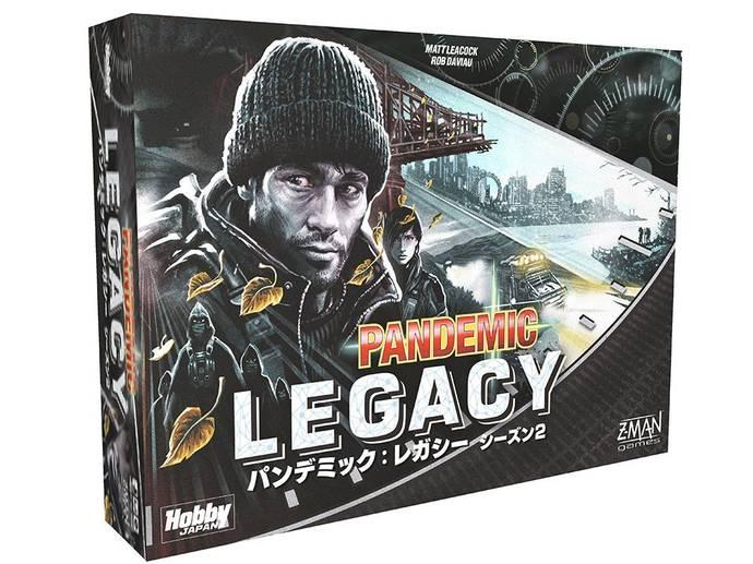 パンデミック・レガシー:シーズン2(Pandemic Legacy: Season 2)