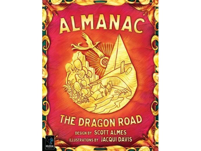 アルマナック:ドラゴン街道紀行録(Almanac: The Dragon Road)