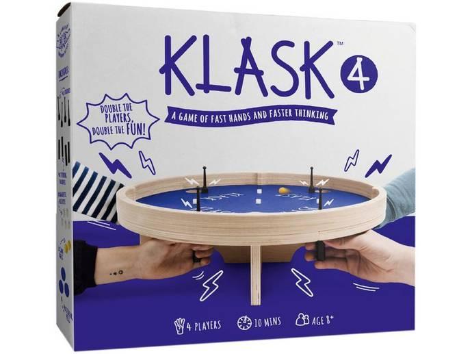クラスク4(KLASK 4)