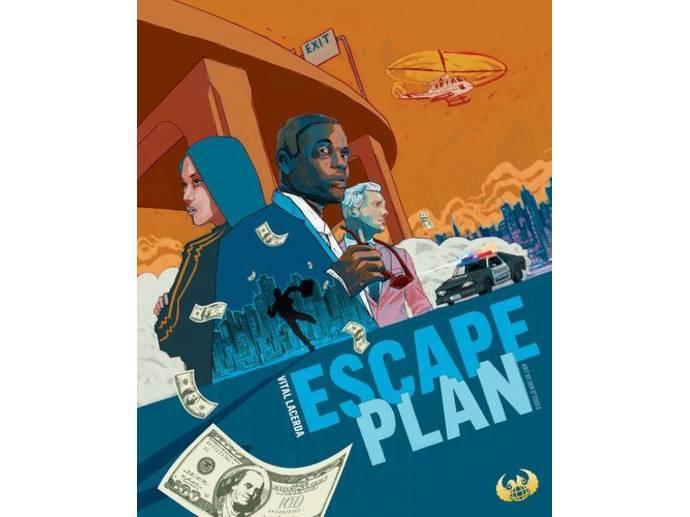 エスケイプ・プラン(Escape Plan)