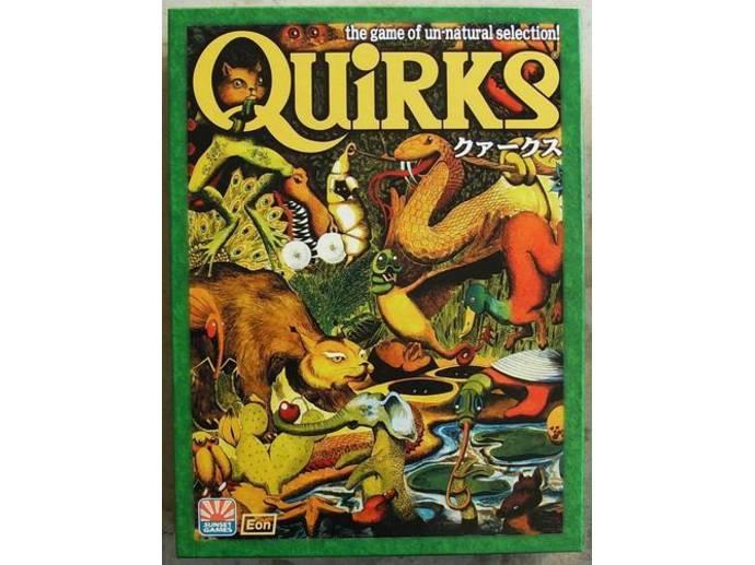 クァークス(Quirks)