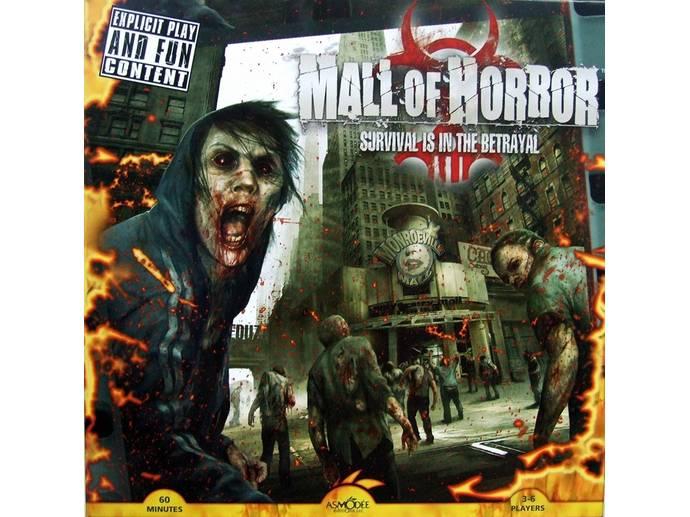 恐怖のショッピングモール(Mall of Horror)