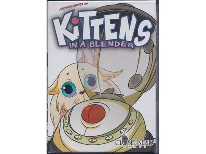 こねこミキサー(Kittens in a Blender)
