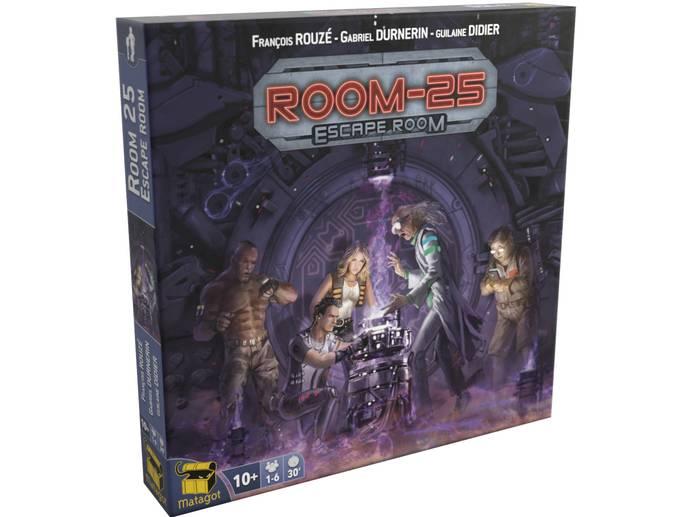 ルーム25:エスケープルーム(Room 25: Escape Room)