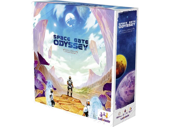 スペース・ゲート・オデッセイ(Space Gate Odyssey)