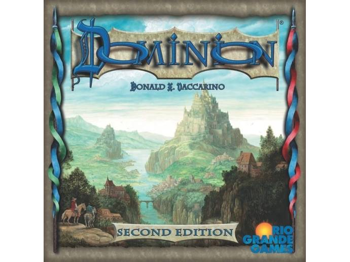 ドミニオン:第二版(Dominion (Second Edition))