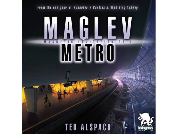 マグレブ メトロ(Maglev Metro)