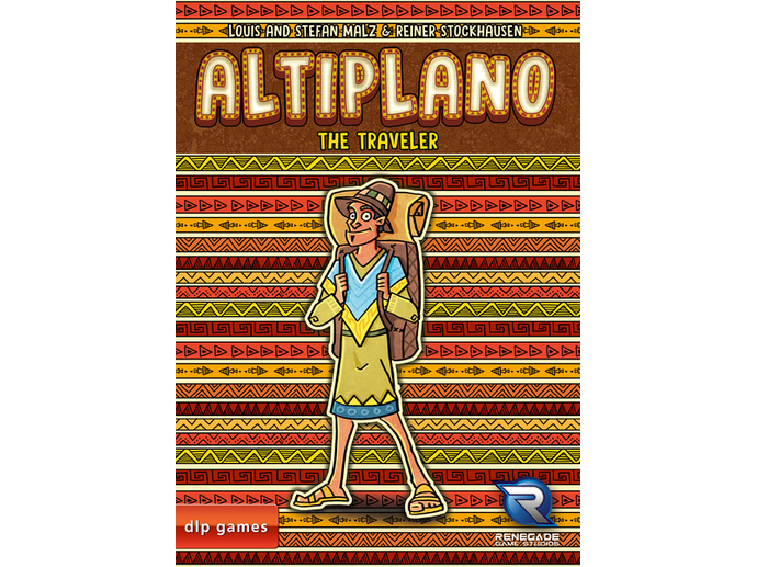 アルティプラーノ:トラベラー(Altiplano: The Traveler)