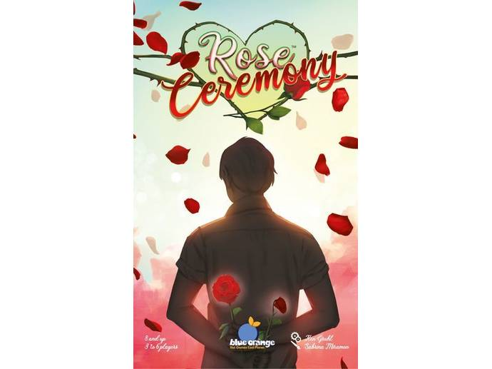 バレンタイン・デー(Rose Ceremony)