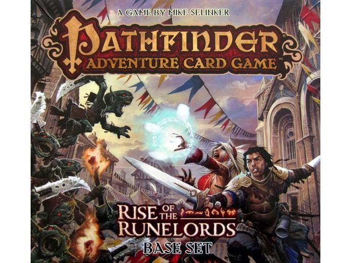パスファインダー・アドベンチャー:ルーンロードの帰還 (Pathfinder Adventure Card Game: Rise of the Runelords – Base Set)